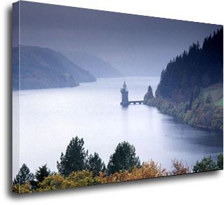 Lake Vynwy Canvas Print